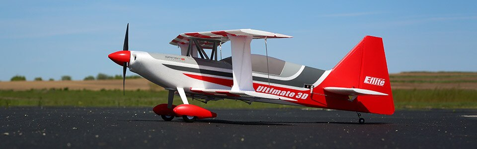 E-flite Ultimate 3D 950mm with Smart Technology